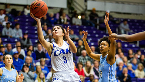 Fussell fuels CAK girls' semifinal win over Northpoint