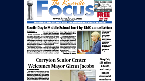 The Knoxville Focus for April 1, 2019
