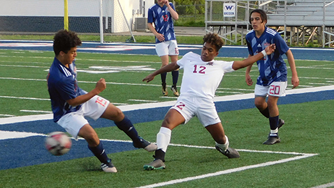 West soccer team learns a lesson in upset loss to Oak Ridge