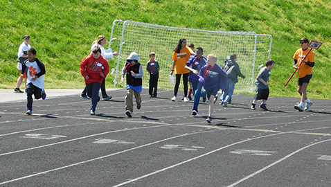 HVA senior Moro learns by organizing Special Olympics Track Meet