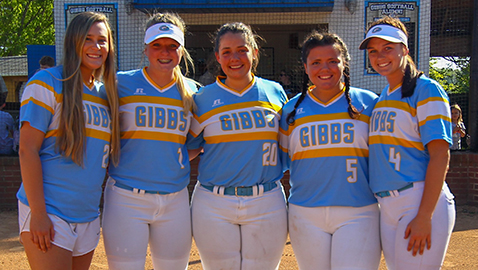 Gibbs seniors wipe away tears, beat Halls and look ahead