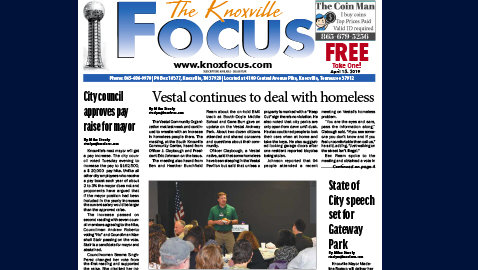 The Knoxville Focus for April 15, 2019