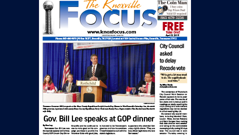 The Knoxville Focus for April 8, 2019