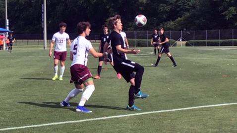 Bearden wins Boys' Soccer Championship
