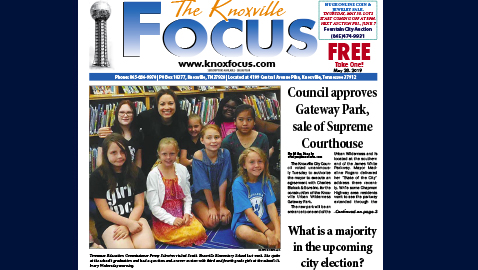 The Knoxville Focus for May 28, 2019