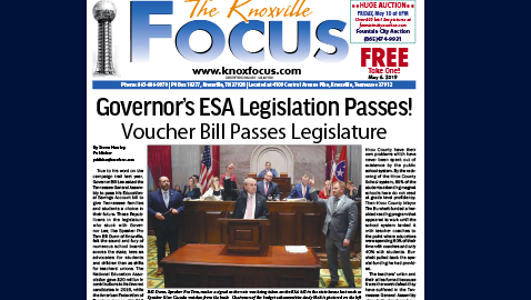 The Knoxville Focus for May 6, 2019