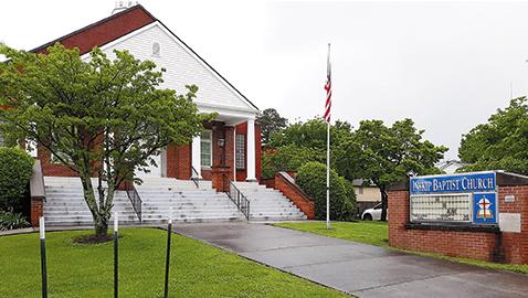 Inskip Baptist Church plans 100th Celebration