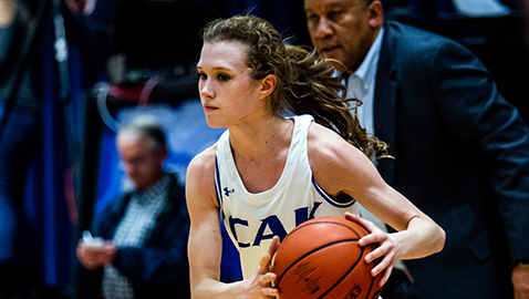 CAK's Brock made her point before state tournament