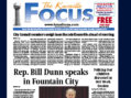 The Knoxville Focus for July 15, 2019