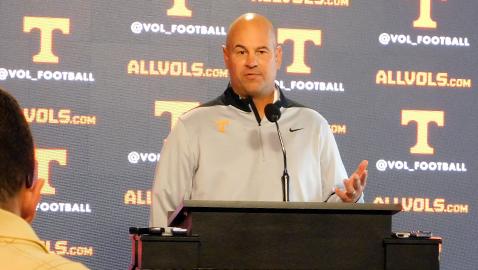 Pruitt: Fall camp is 'most exciting time of the year'