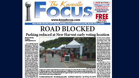 The Knoxville Focus for August 12, 2019