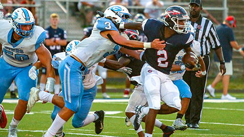 South-Doyle loses quarterback in 62-17 win over Gibbs