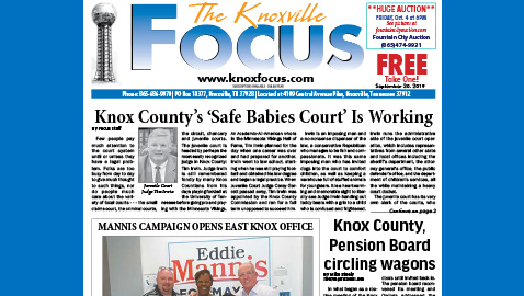 The Knoxville Focus for September 30, 2019