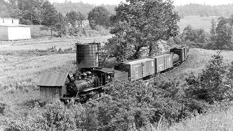 The Smoky Mountain Railroad
