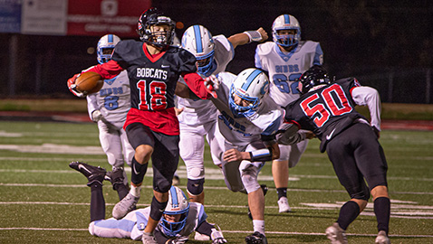 Central's playoff express picking up steam again
