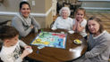 Morning Pointe residents' spirits rise with student visit