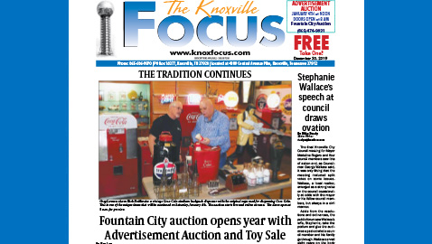 The Knoxville Focus for December 30, 2019
