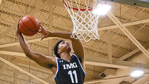 IMG Academy pulls away from Catholic late, wins 71-53