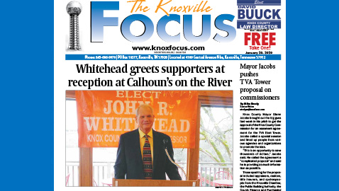 The Knoxville Focus for January 20, 2020