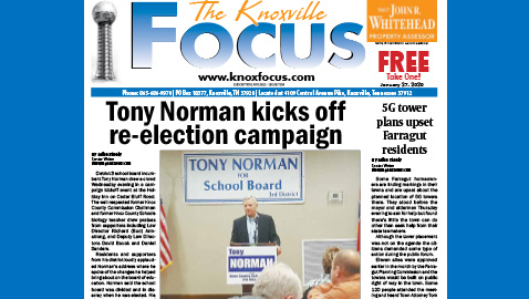 The Knoxville Focus for January 27, 2020