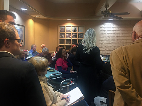 Center City Conservatives Republican Club February Meeting