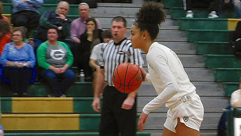 Lady Irish fall to Greeneville, 62-38