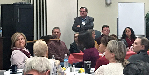 North Knox Business and Professional Association-February 14, 2020 Breakfast Meeting