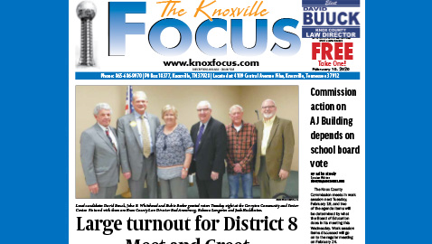 The Knoxville Focus for February 10, 2020