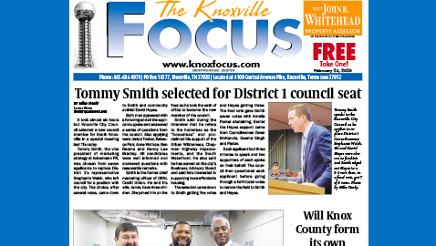 The Knoxville Focus for February 24, 2020