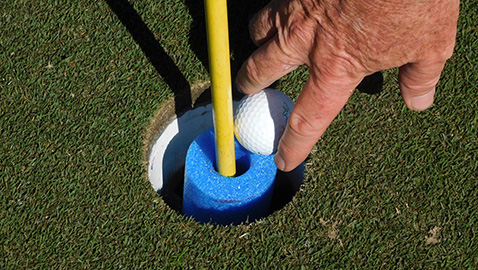 Local golf courses add safety measures to keep playing