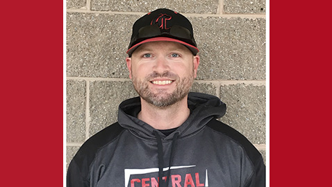 Plumlee takes reins of Central baseball program