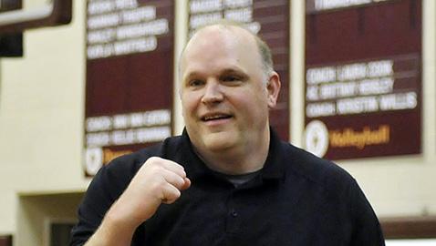 Catholic taps Travis Mains to be next girls basketball coach