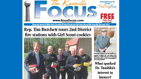 The Knoxville Focus for April 20, 2020