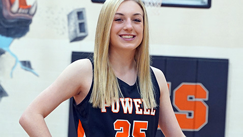 Trumm and Trusley have record-setting years at Powell