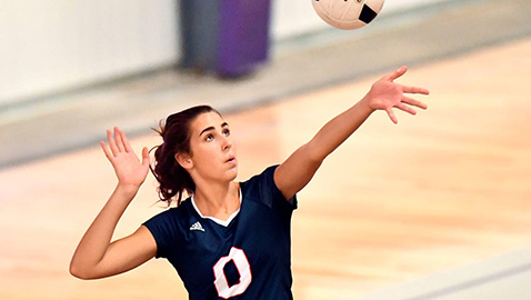 Slate helps return West to volleyball glory days