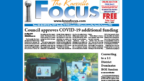 The Knoxville Focus for May 11, 2020