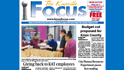 The Knoxville Focus for June 8, 2020