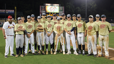 West All-Stars prevail 8-3 and 'enjoy the experience'