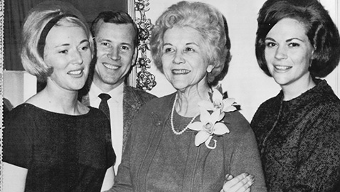 Congresswoman Irene Baker