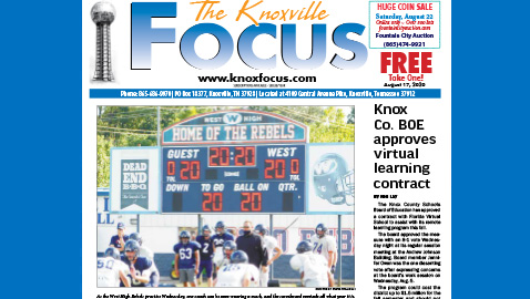 The Knoxville Focus for August 17, 2020