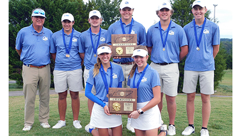 CAK freshman wins title in first district tourney