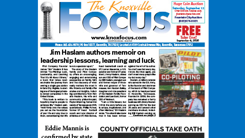The Knoxville Focus for September 8, 2020