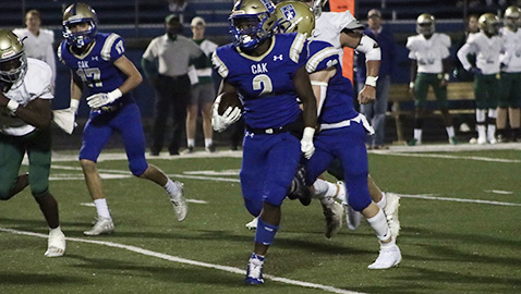 Dunn is dazzling in CAK's seventh straight win