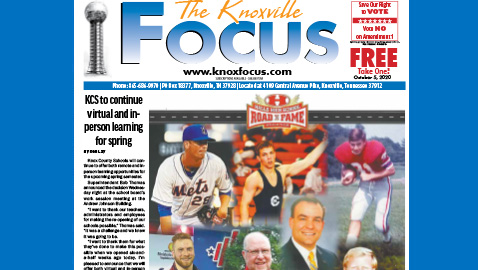 The Knoxville Focus for October 5, 2020