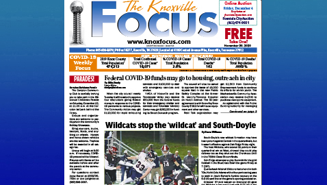 The Knoxville Focus for November 30, 2020