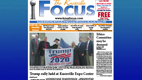 The Knoxville Focus for December 14, 2020