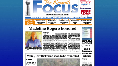 The Knoxville Focus for December 7, 2020