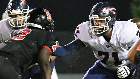 Hull was big and dominating for South-Doyle
