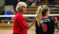 Davidson honored by AVCA for 400th win