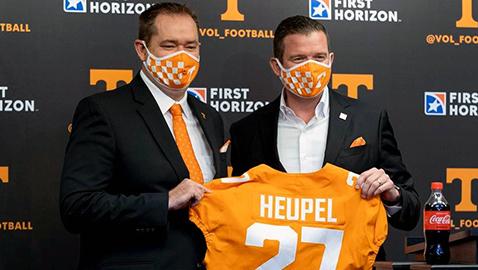 Vols hire Josh Heupel… now what?